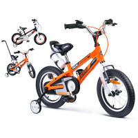 "Detský bicykel ROYALBABY Rower Space RB14-17 14"" 2019"