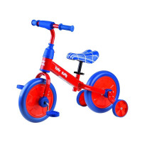 Inlea4Fun Detské cykloodrážadlo 3 v 1 Tiny Bike - Spider