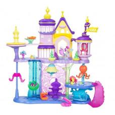 Hasbro My Little Pony zámok Canterlot a Seaquestria Preview
