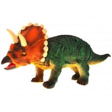 Inlea4Fun Dinosaurus figúrka - Triceratops Preview