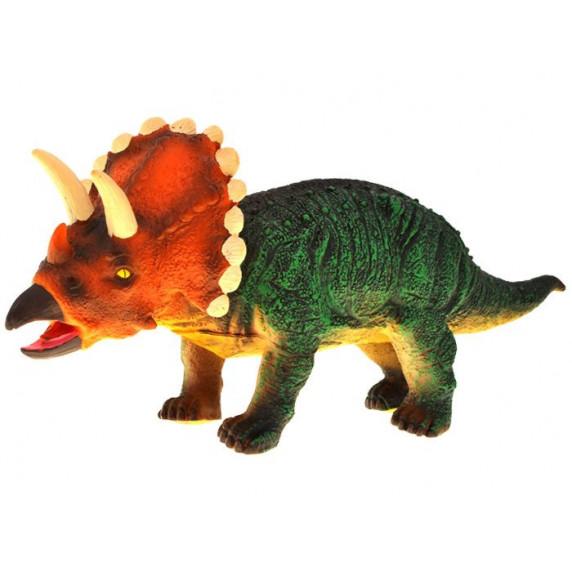 Dinosaurus figúrka - Triceratops Inlea4Fun