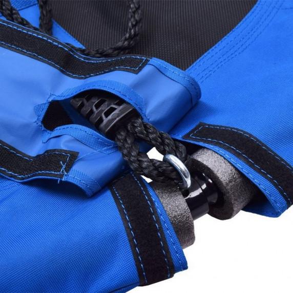 Záhradná hojdačka SkyFlyer 100 cm - modrá