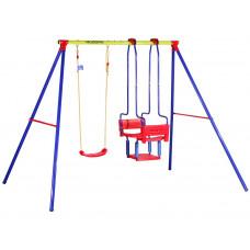 HUDORA detská záhradná hojdačka s konštrukciou 64011 Preview