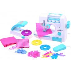 Inlea4Fun Magical Detský šijací stroj na batérie s doplnkami Preview