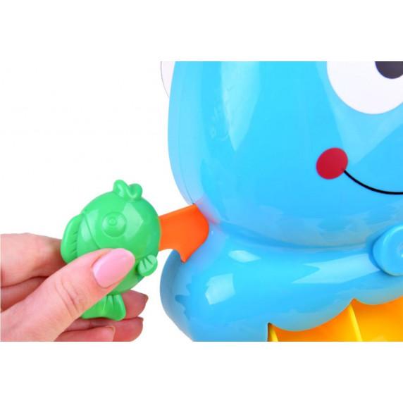 Hračka do kúpeľa Chobotnica Inlea4Fun Bath Toys