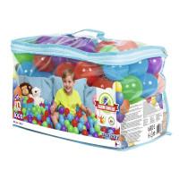 Bestway 52296 Farebné loptičky do bazéna 100 ks