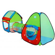 Detský hrací stan so spojovacím tunelom Inlea4Fun Tent with Tunel  Preview