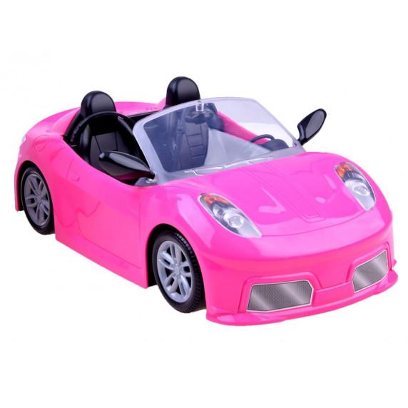 Ružové autíčko kabriolet s bábikou Inlea4Fun ANLILY