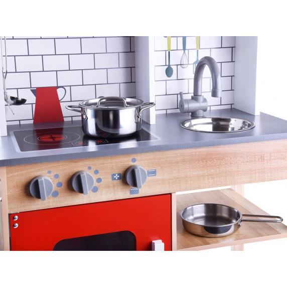 Detská drevená kuchynka Inlea4Fun TERA