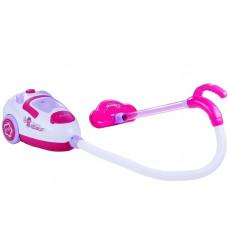 Inlea4Fun SWEET HOME Detský zvukový vysávač - ružový/biely Preview