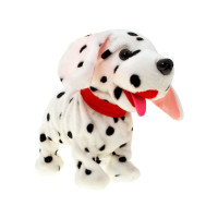 Inlea4Fun interaktívny plyšový psík - Dalmatín