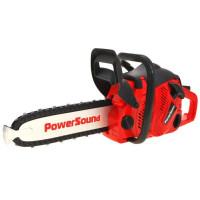 Detská motorová píla Inlea4Fun POWER SOUND - červená