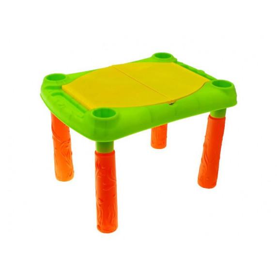 Pieskovisko na stolíku 2v1 Inlea4Fun Sand and Water Play Table