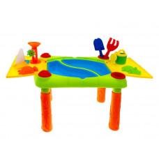 Pieskovisko na stolíku 2v1 Inlea4Fun Sand and Water Play Table  Preview
