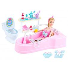 Inlea4Fun BUBBLE BATHROOM Kúpeľňa s bábikou Preview