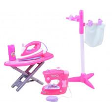 Inlea4Fun MAGIC Detský šijací stroj a žehlička so stojanom na žehlenie Preview