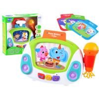 Interaktívne karaoke pre najmenších HOLA Karaoke Jukebox
