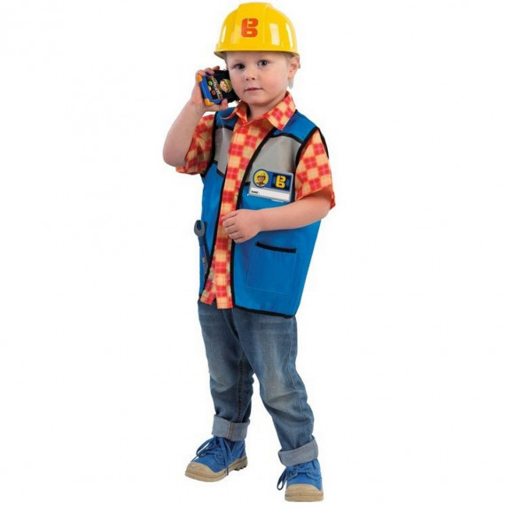 Detský kostým Smoby Bob staviteľ