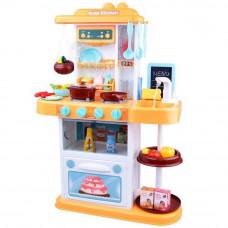 Inlea4Fun AMELIA Kuchynka so svetelnými a zvukovými efektmi so 40 doplnkami - oranžová Preview