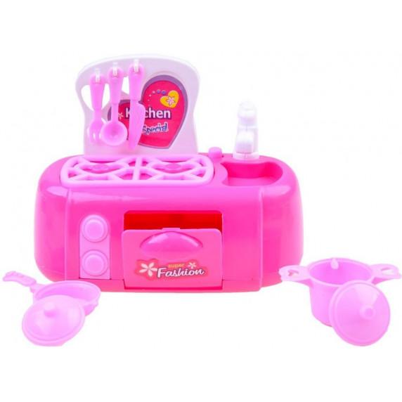 Inlea4Fun MAGICAL PLAY SET Súprava detských spotrebičov