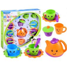 Inlea4Fun detská čajová súprava s 21 doplnkami Preview