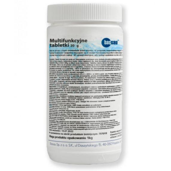 BASSAU Multifunkčné tablety 1 kg