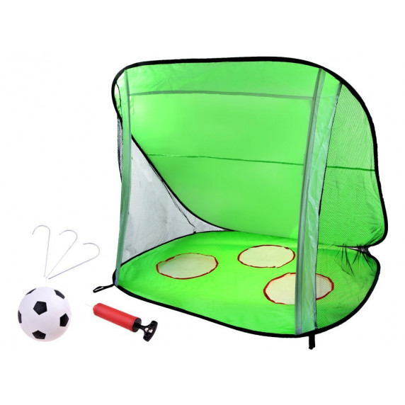 Futbalová bránka 2v1  Inlea4Fun FOOTBALL DOOR SP0523
