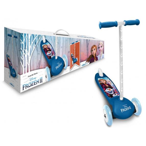 Detská trojkolesová kolobežka Ľadové Kráľovstvo