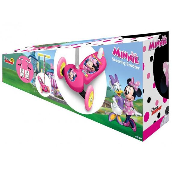 Detská trojkolesová kolobežka Minnie Mouse