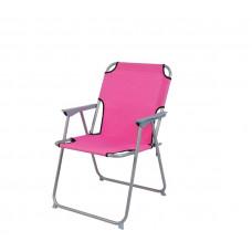 AGA kempingové kreslo OXFORD PO2600LG Pink Preview