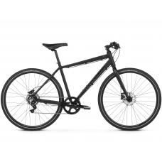 """KROSS Inzai Pánsky mestský bicykel 19"""" M 2020 - matný čierny Preview"""