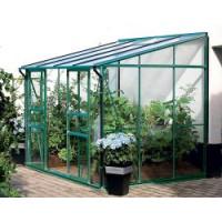 VITAVIA IDA skleník 5200 PC 4 mm zelený