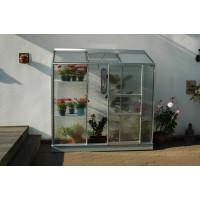 VITAVIA IDA skleník 1300 PC 6 mm strieborný