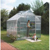 VITAVIA URANUS skleník 6700 PC 6 mm - strieborný