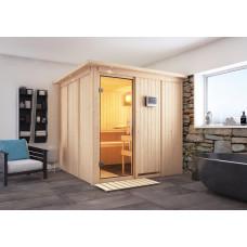 Fínska sauna KARIBU RODIN (75730) Preview