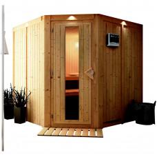 Fínska sauna KARIBU JARIN (71360) Preview