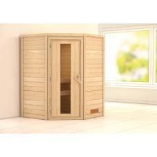 Fínska sauna KARIBU FRANKA (59950) Preview