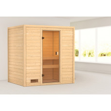 Fínska sauna KARIBU SELENA (6164) Preview