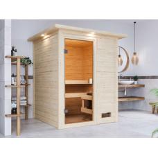 Fínska sauna KARIBU SANDRA (6160) Preview