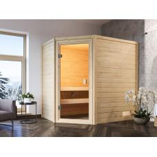 Fínska sauna KARIBU JELLA (6166) Preview