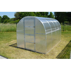 LANITPLAST skleník KYKLOP 2x3 m PC 4 mm Preview