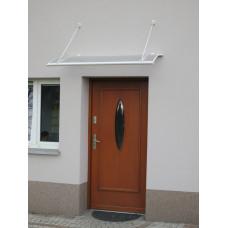 LANITPLAST strieška nad dvere TURKUS 140/85 - Biela Preview