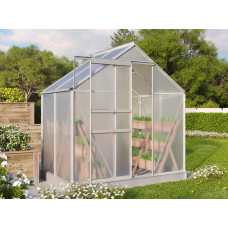 VITAVIA TARGET skleník 2500 PC 4 mm strieborný