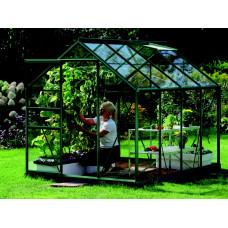 Skleník VITAVIA VENUS 5000 číre sklo 3 mm - zelený Preview