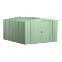 Záhradný domček ARROW CLASSIC 1012 - šalviový zelený