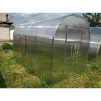 LANITPLAST skleník DNEPR 2,10x4 m PC 4 mm