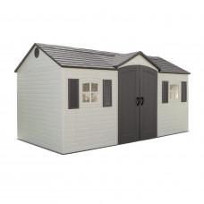 Plastový domček LIFETIME 6446 GARTEN VILLA Preview