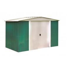 Záhradný domček ARROW  DRESDEN 1012 zelený Preview