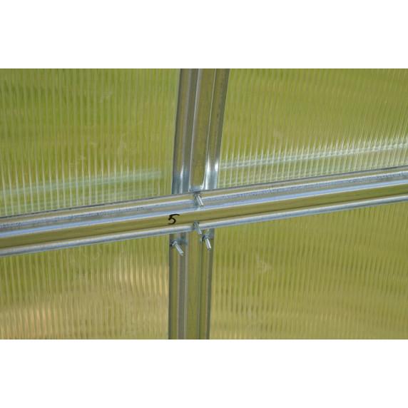 LANITPLAST skleník KYKLOP 2x3 m PC 4 mm