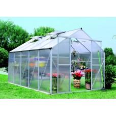 LanitPlast skleník PLUGIN 8x12 strieborný Preview